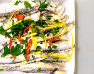 Dressed Anchovies